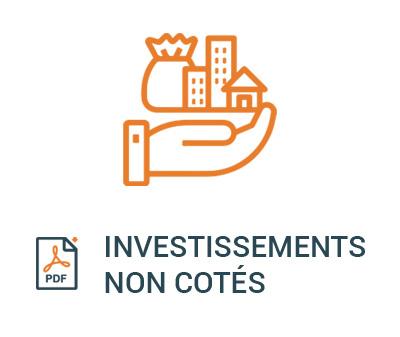 Command_Strategy • Investissements non cotés
