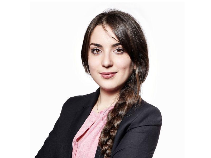 Tidia YETTOU - Responsable marketing et communication du cabinet de conseil