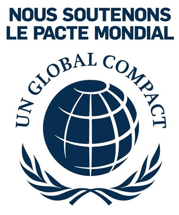 politique RSE - pacte de l'ONU