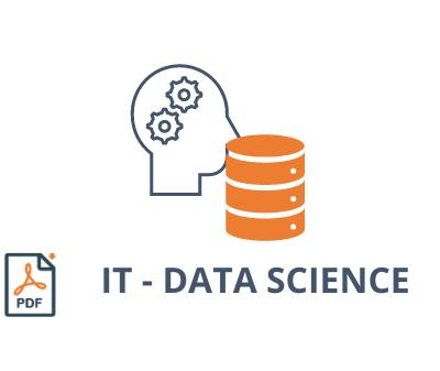 Nos métier : IT & Data Science